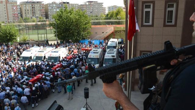 PKK Türkei