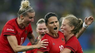 Football - Women's Tournament Gold Medal Match