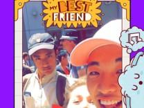 Facebook LIfestage App Snapchat