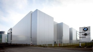 Forschungs- und Innovationszentrum (FIZ) von BMW in München, 2013