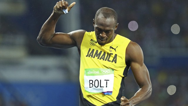 Athletics - Men's 200m Final