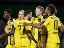 Eintracht Trier v Borussia Dortmund - DFB Cup