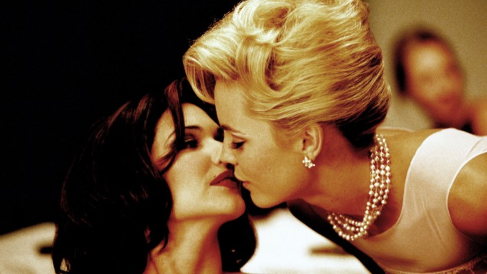 Naomi Watts, rechts, und Laura Harring in Mulholland Drive.
