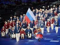 Ausschluss für Russen bei Paralympics