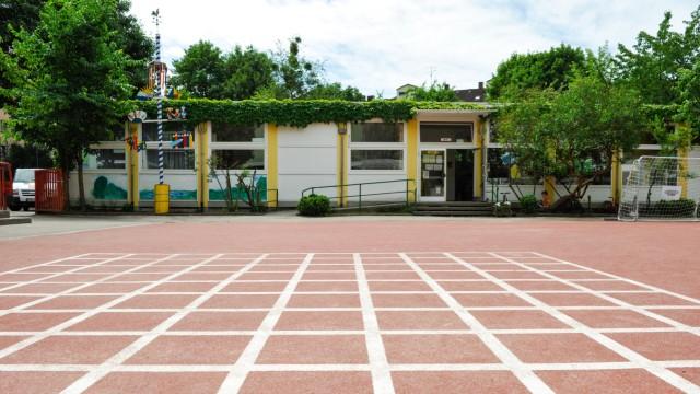 Montessori Schule an der Reutbergerstraße in München, 2012