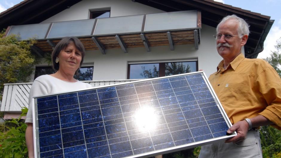 Energie Photovoltaik