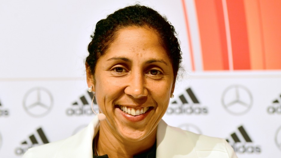 Germany Women's Football - Press Conference