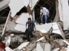 Erneutes Beben - Tausende Tote befürchtet (Bild)