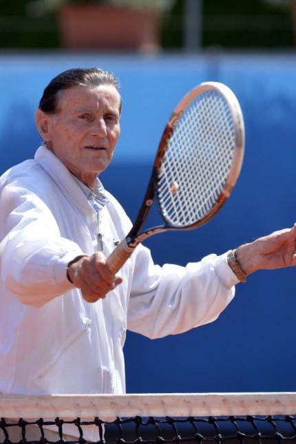 "Regionalsport ""Alte-Meister""-Serie: Tennisspieler Gerd Coldewey"
