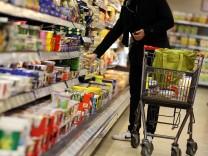 Supermarkt Lebensmittel