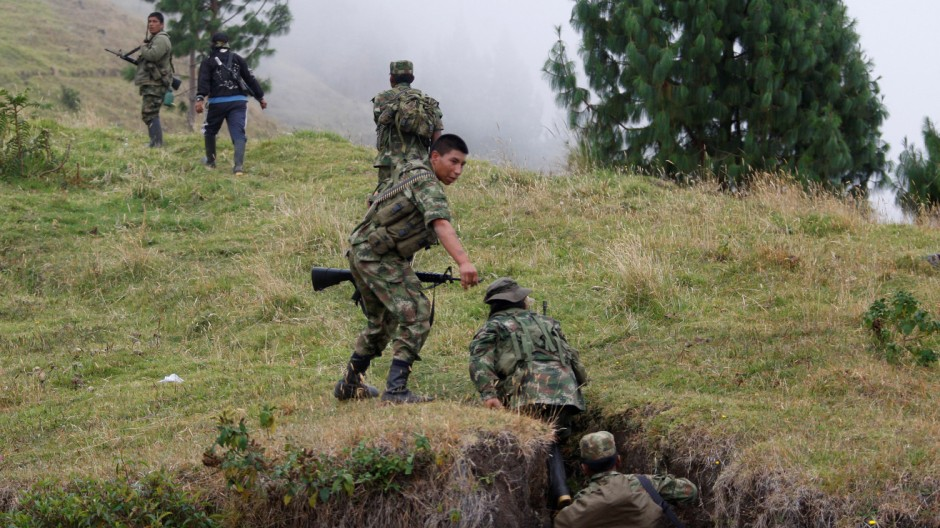 From the Files - FARC Conflict