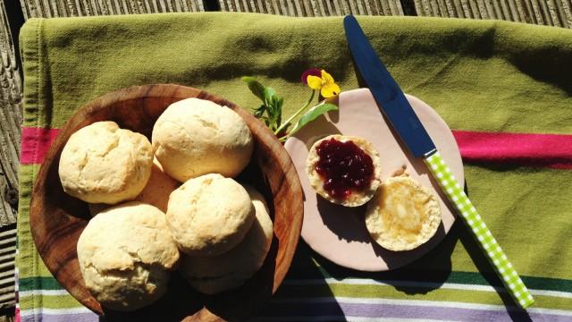 """Lecker auf Rezept Foodblog """"Lecker auf Rezept"""" zu Scones"""
