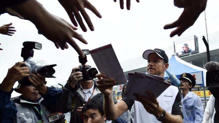 Japan Formula One Grand Prix - preview