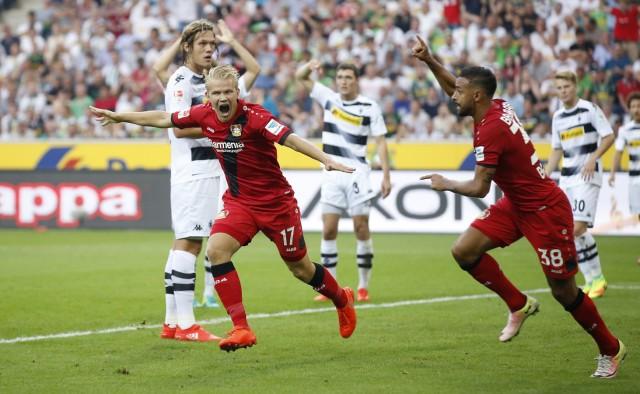 *** BESTPIX *** Borussia Moenchengladbach v Bayer 04 Leverkusen - Bundesliga