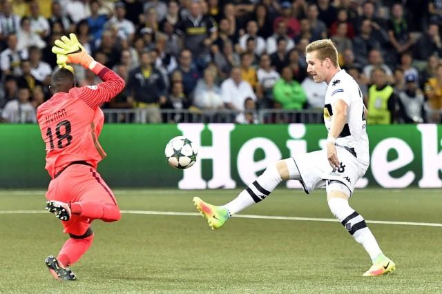 BSC Young Boys vs Borussia Moenchengladbach