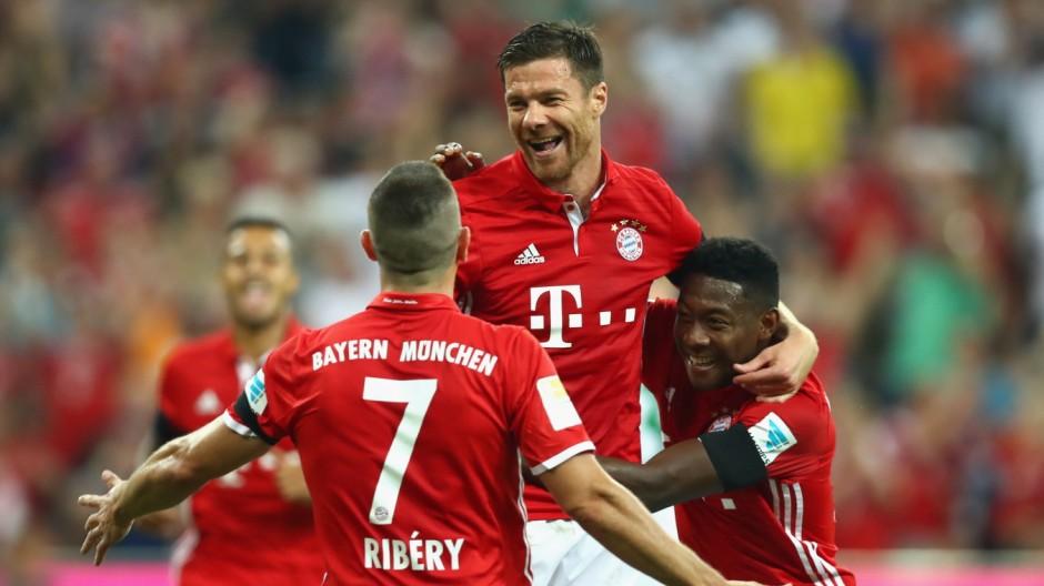 Bayern Muenchen v Werder Bremen - Bundesliga