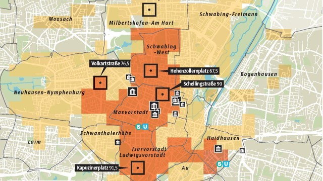 Wohnen in München Wohnen in München