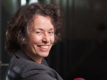 Beatrice Kramm - Präsidentin der Industrie- und Handelskammer (IHK) Berlin; fotografiert am 15.03.20