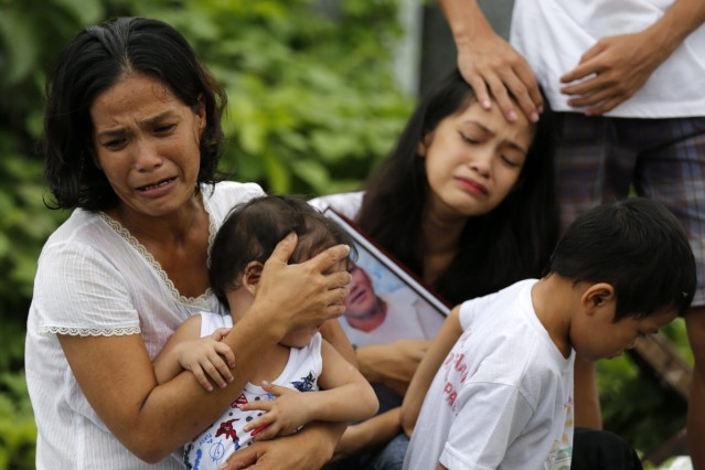 President Rodrigo Duterte states that he takes full responsibilit