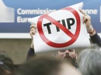 Freihandelsprojekt TTIP