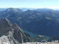 Watzmann Watzmannüberschreitung Berchtesgaden