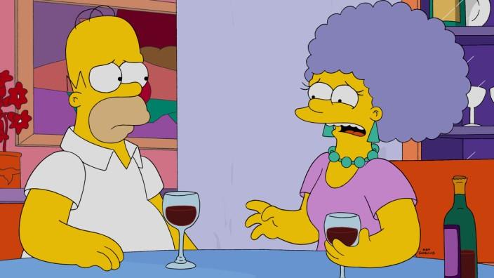 Die Simpsons - Grauer Dunst