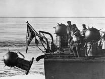 Deutscher Minenleger in der Ostsee, 1943