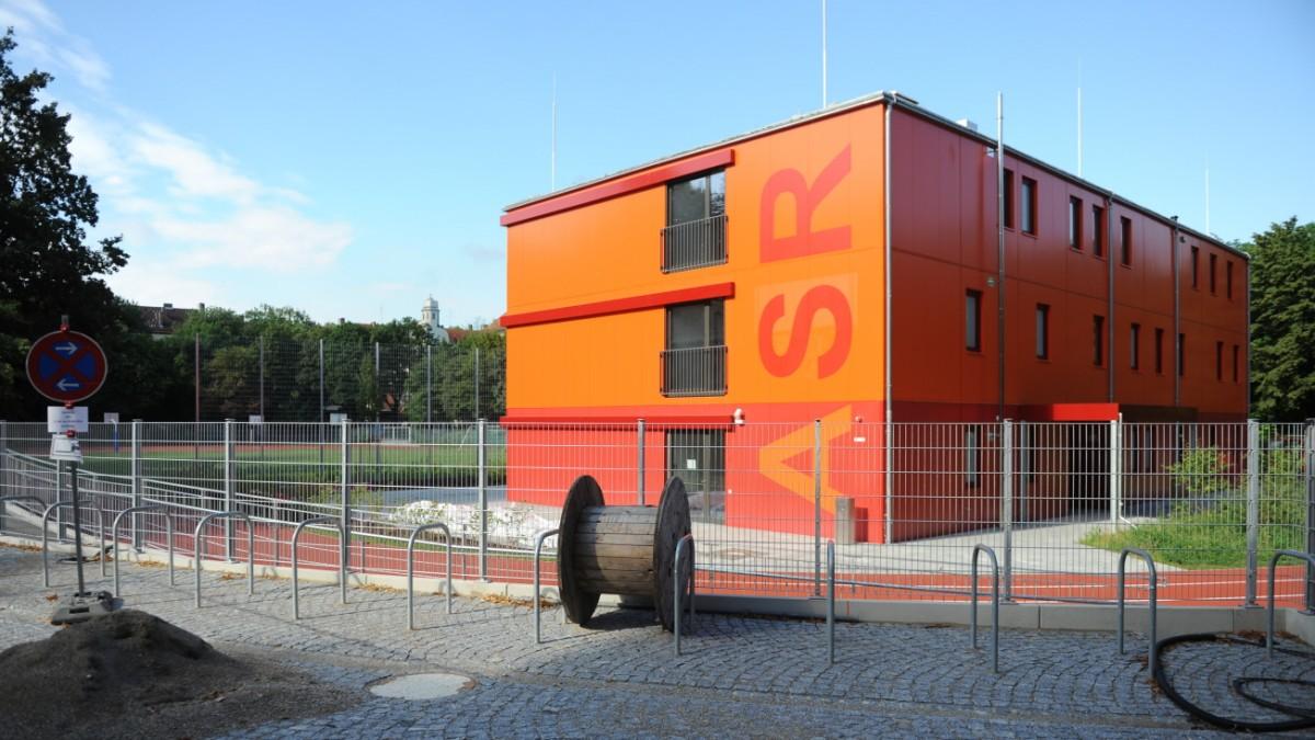 Statikprobleme Stadt Lässt Schulpavillon Abreißen München