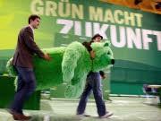 Grüne, dpa, parteitag Rostock