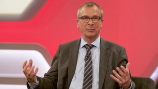 Volker Beck bei Sandra Maischberger