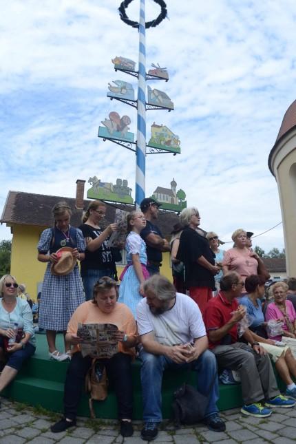 Stadt Dachau Das alljährliche Spektakel