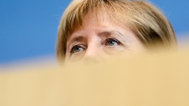 Landtagswahl in Mecklenburg-Vorpommern Merkel und die AfD