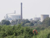 Die 1883 gegründete Zuckerfabrik ist größter Arbeitgeber in Anklam.