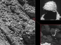 "Kamera findet Landeroboter ´Philae"" auf Kometen"