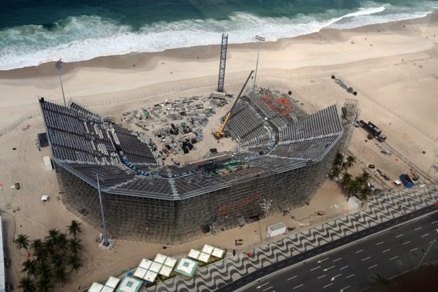 RIO ADAPTS FACILITIES FOR THE PARALYMPIC GAMES
