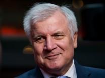 Horst Seehofer, 2016