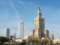 Warschau - Land und Leute