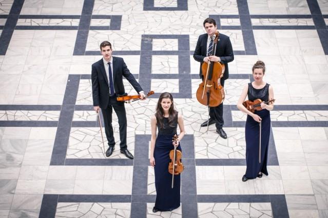 Aris Quartett ARD-Musikwettbewerb