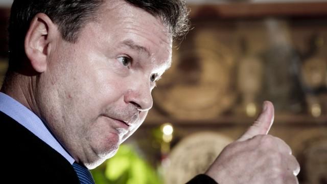 Fischbachau: Landrat JAKOB KREIDL spricht dem CSU-OV