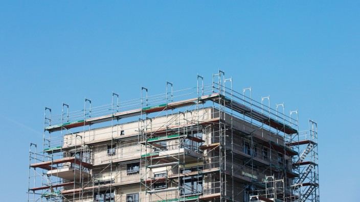 Wohnungsbau in NRW