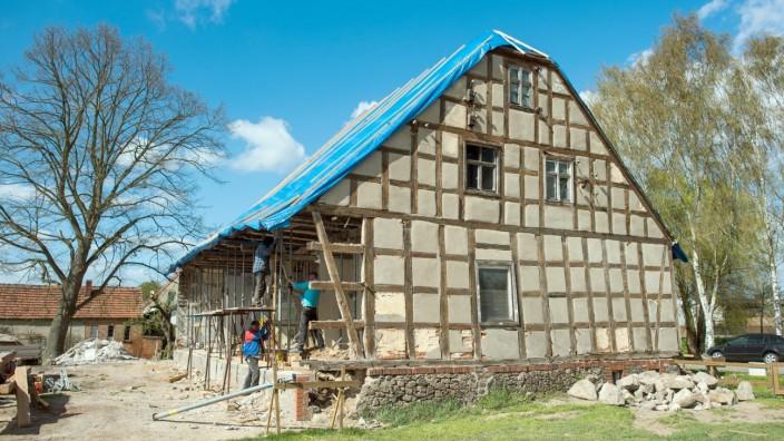 Zuschüsse für den Denkmalschutz: Umbau erst absprechen