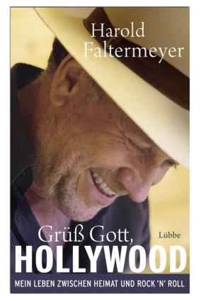 Cover Grüß Gott Hollywood Harold Faltermeyer