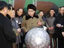 North Korea reportedly carries out suspected nuclear test