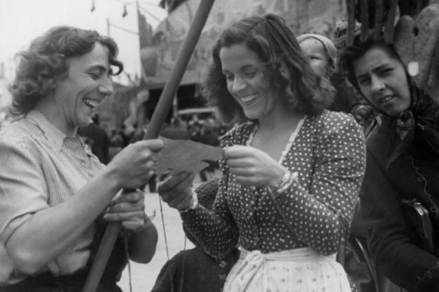 Oktoberfest in München, 1946
