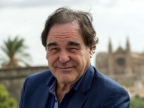 OLIVER STONE PRESENTS BOOK IN MAJORCA
