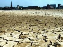 Folgen des Klimawandels - Trockenheit