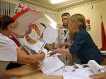 Parliamentary elections in Belarus