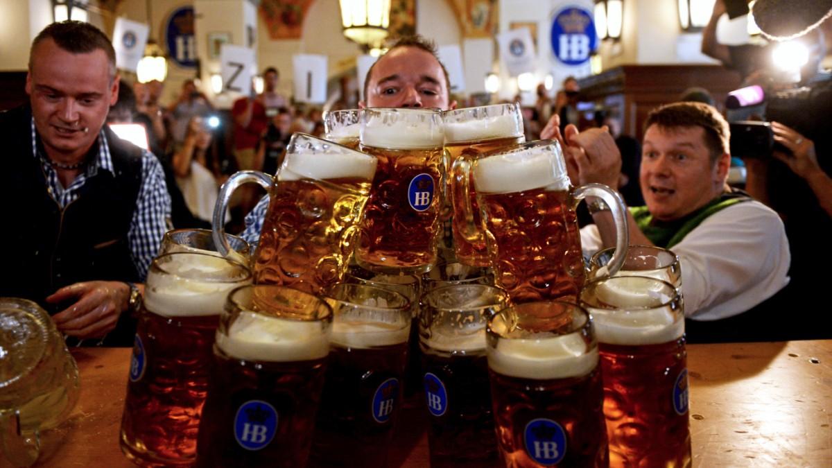 Newsblog zum Oktoberfest: Hofbräuhaus feiert seinen 430. Geburtstag