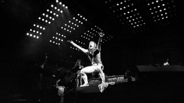 (FILE) Iron Maiden Release Live Album: In Profile