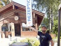 Michael Kramer, Campingplatz WOR
